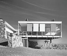 Marcel Breuer: Starkey House, Duluth, Minnesota, USA, 1955