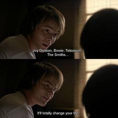 Charlie Heaton as Jonathan Byers in Stranger Things