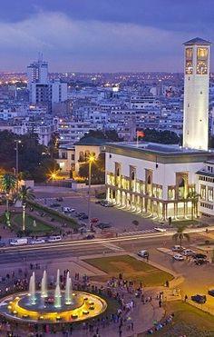 Casablanca, Morocco , from Iryna