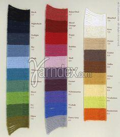 Rowan Cotton Glace Yarn
