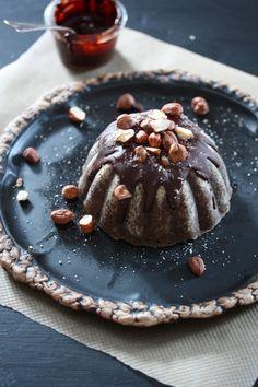 Raw Hazelnut Cake
