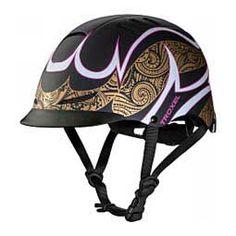 Fallon Taylor FTX Horse Riding Helmet Inferno - Item # 43654
