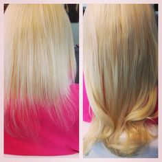 We used Hair Extensions to increase length and volume. Multiply Your Hair today. www.HairIsPower.com 619-301-5946
