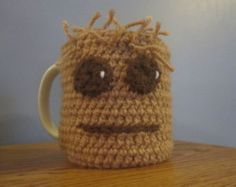 Crochet Groot/Guardians of the Galaxy Cup Cozy