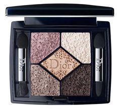 Everyone must have a beautiful Dior com - Dior Makeup - Ideas of Dior Makeup - DIOR 5 Couleurs eyeshadow (Cuir cannage. Everyone must have a beautiful Dior compact of shadows in their purse or make up bag! Iridescent Eyeshadow, Matte Eyeshadow, Eyeshadow Brushes, Eyeshadow Palette, Makeup Eyeshadow, Golden Eyeshadow, Eyeliner Pen, Black Eyeliner, Dior Beauty