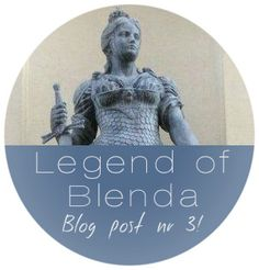 The legend of Blenda (also known as Blendasägnen) tells us of the nobel viking heroine Blenda, who allegedly rallied up hundreds of women from the towns of Konga, Albo, Kinnevald, Norrvidinge and Uppvidinge to form an army and brutally kill Danish warriors (approximately between 500 – 750 B.C.)