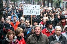 11. january 2015: Millions attend unity rallies in France