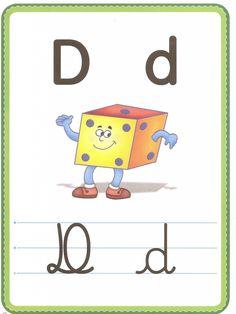 abecedario, letras, fichas lengua, lectura, leer Alphabet Writing, Fine Motor Skills, Activities For Kids, Homeschool, Snoopy, Classroom, Education, Comics, Fictional Characters