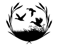 free svg files for duck hunting camp - Yahoo Image Search Results Duck Hunting Tattoos, Hunting Drawings, Duck Tattoos, Hunting Decal, Hunting Art, Hunting Painting, Duck Silhouette, Silhouette Images, Lost Images