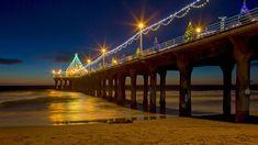 Manhattan Beach Pier, California (© Mat Rick Photography/Aurora Photos) – 2016-12-22 [http://www.bing.com/search?q=manhattan+beach+california&form=hpcapt&filters=HpDate:%2220161222_0800%22]