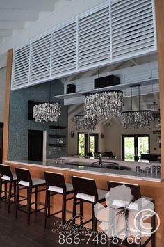 Oyster Shell Bar   #HibiscusTravel @travelhibiscus #SandalsBarbados #destinationwedding #honeymoon www.TheCaribbeanSpecialists.com www.hibiscustravel.net 866.748.8766