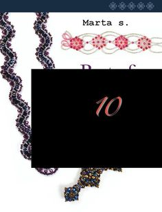 10 bead netting projects - Maite Omaechebarria - Picasa Web Albums