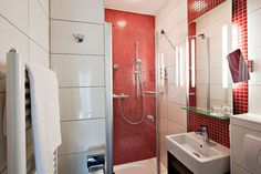 Red is beautiful: Altstadthotel Ingolstadt