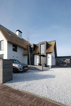 Dream House Exterior, Dream House Plans, Build Your Dream Home, My Dream Home, Modern House Design, Design Your Own Home, Old Style House, Townhouse Designs, Classic House