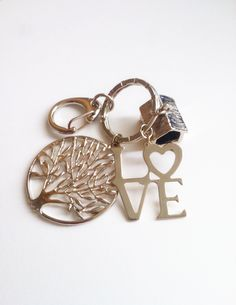 Love Nature Keychain S$33.90