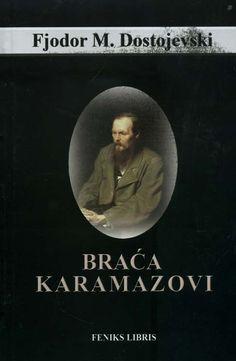 Fjodor M Dostojevski Braca Karamazovi PDF E Knjiga Download ~ Besplatne E-Knjige #Dostojevski