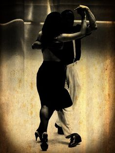 Tango Dancers 2 by Michael_Curth, via Flickr