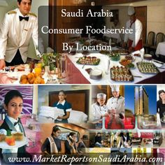 Consumer #Foodservice By Location in #SaudiArabia