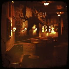Bedlam.  Favorite NYC bar.