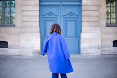 #ESCADAEscapes: @billieroseblog exploring Paris, wearing all ESCADA
