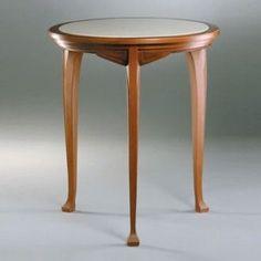 Henry van de Velde Gut Lauterbach Table