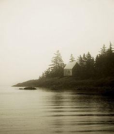 just-breezy:  Nova Scotia fishing cabin /Trevor Richter