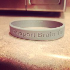 support brain tumor awareness <3