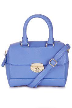 Mini Twistlock Holdall - Bags & Wallets - Bags & Accessories - Topshop USA