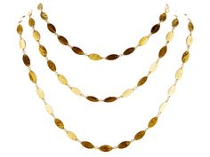 GURHAN 24K Gold Willow Necklace