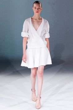Chalayan Spring 2013 Ready-to-Wear Collection Slideshow on Style.com