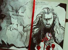 Heart of a King by Kinko-White.deviantart.com on @deviantART