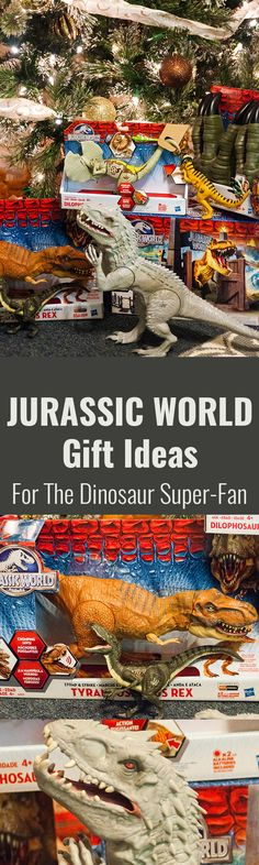 Jurassic World gifts for the dinosaur super fan. My son is obsessed with dinosaurs, these make great Christmas gifts and Birthday presents for dinosaur lovers of all ages. Jurassic World, Jurassic Park, Christmas Gifts For Kids, All Things Christmas, Canadian Contests, Winter Activities For Kids, Party Ideas, Gift Ideas, Dinosaur Party