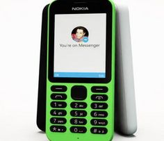 Microsoft launches Nokia 215 cheap Internet phone for masses