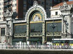 ~ bilbao concordia station ~