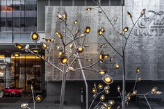 Canadian design firm Bocci lights up the Vancouver sky | Art | Wallpaper* Magazine