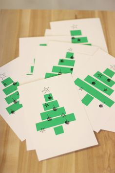 Sort of pink.: Christmas cards 2.