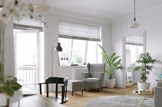VrayWorld - Scandinavian Interior