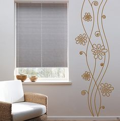 Guest bedroom wall decal