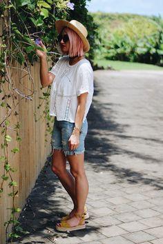 Suede Sandals & Summer @francosarto @forever21