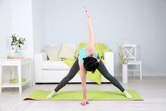 Exercícios de Yoga para dor nas costas