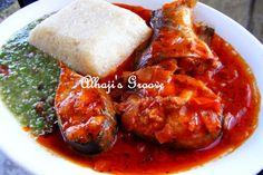 Catfish Stew with Okra and Eba (Alhaji's Recipe And Pix Thread - Page 151 - Naija Ryders)