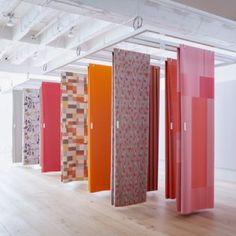 Scholten & Baijings, Maharam showroom, Chicago, 2014. Photography by Dean Kaufman.