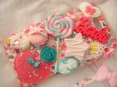 decoden Barbie phone case