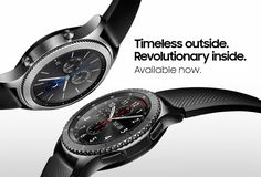 Great news as the Samsung Gear S3 is available to buy now in the UK, no need to pre-order as it is in stock and should be delivered to you very soon.