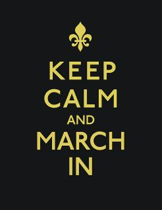 March In