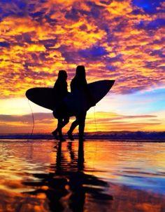 Cronulla Beach Sunrise, Australia