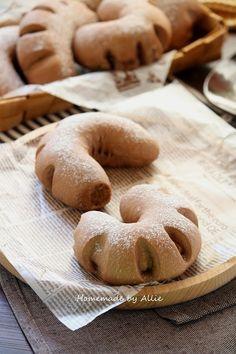 Allies privates Paradies: Brown Sugar Schokoladen-Brot