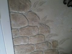 1000 images about compound wall art on pinterest plaster stencils and drywall - Fabulous wall art using joint compound ...