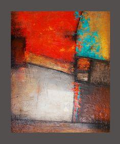 Reduced Moder ART Wall Art Contemporary by JagodaModernArt Modern Artwork, Contemporary Paintings, Contemporary Landscape, Landscape Design, Contemporary Design, Canvas Painting Landscape, Landscape Artwork, Painting Abstract, Acrylic Paintings