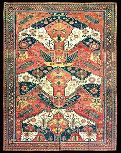 Dragon Soumak carpet, Antique Caucasian Dragon Soumak rugs and carpets Antique…